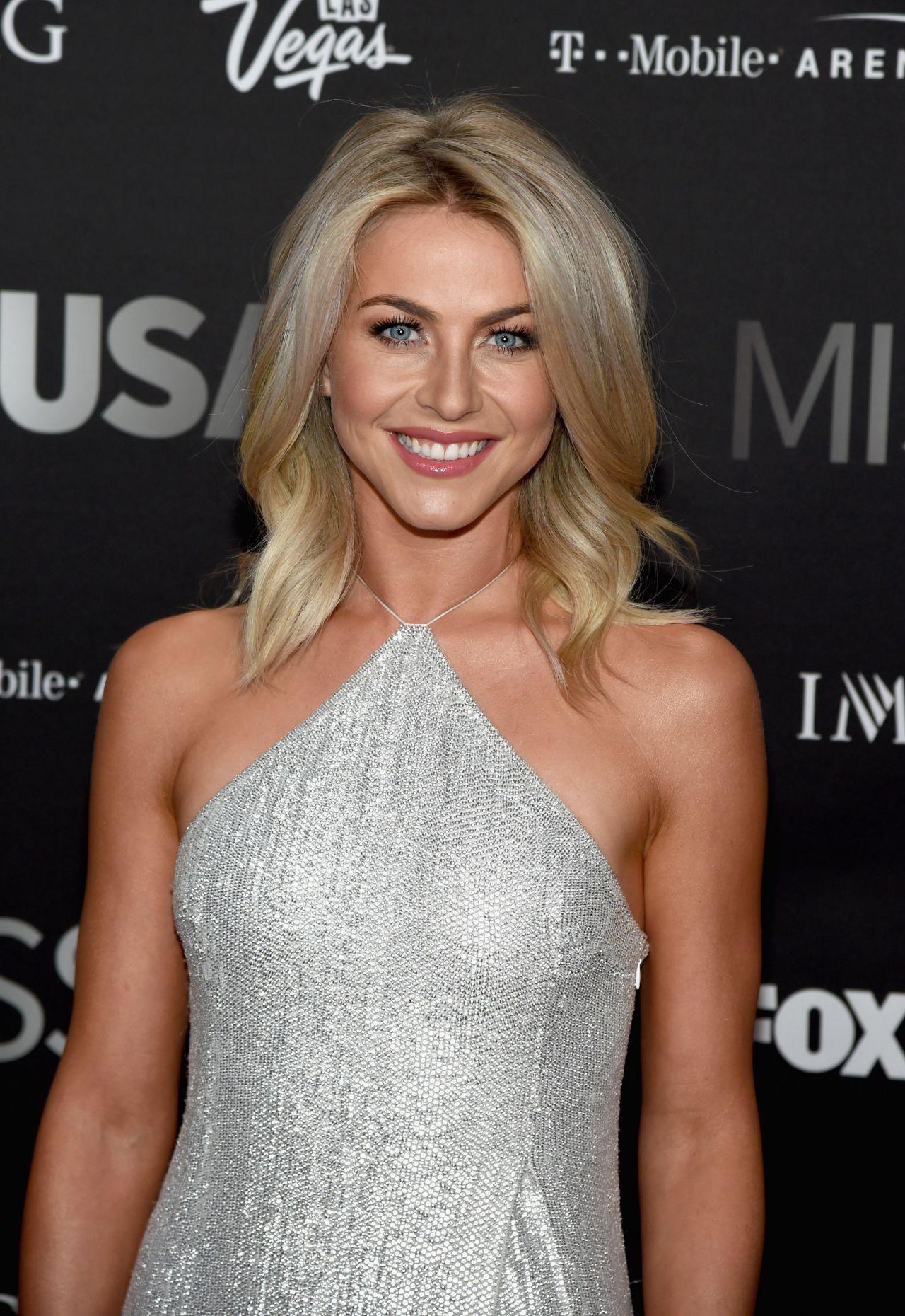 Julianne Hough 2016 Miss Usa Pageant In Las Vegas