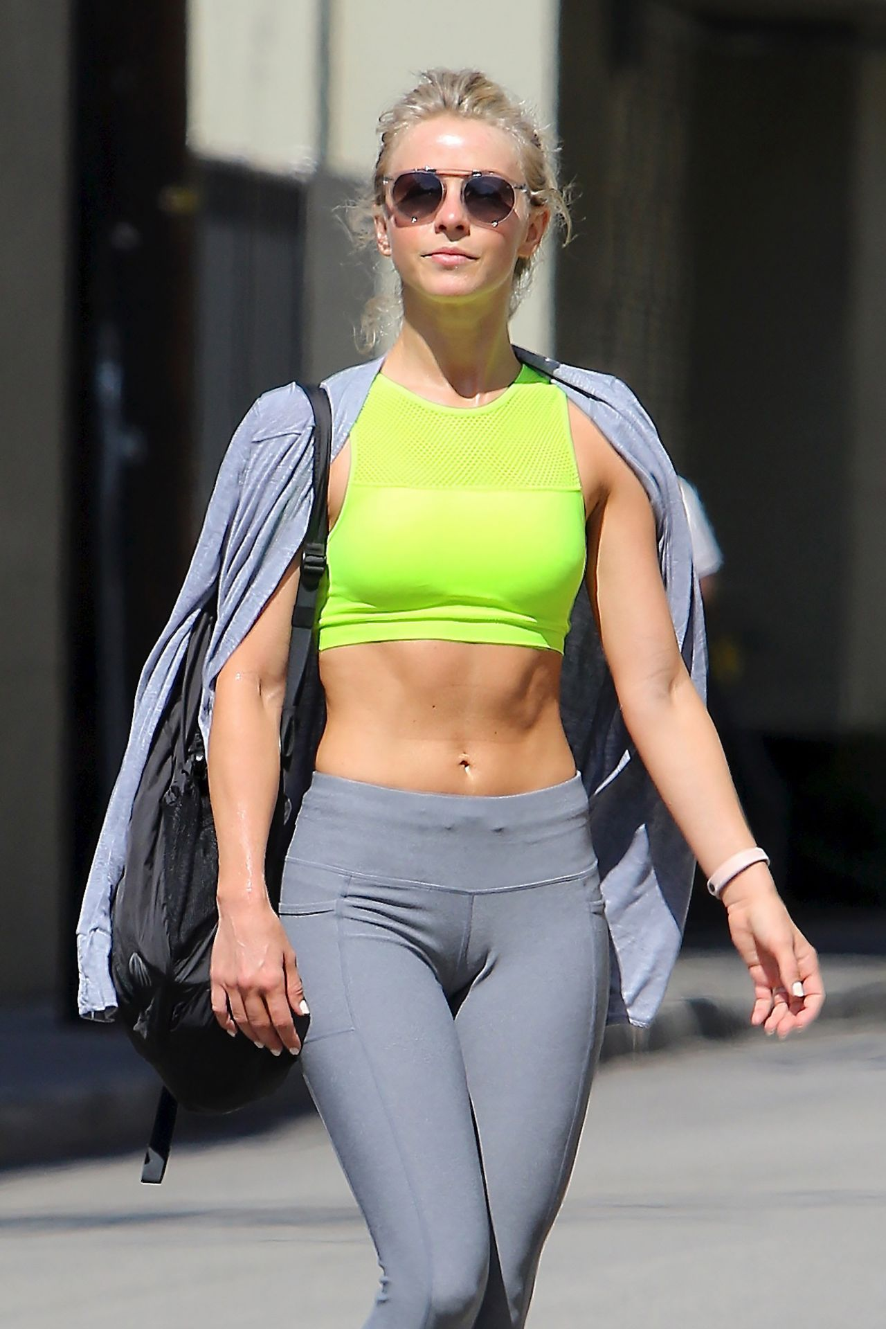 Julianne Hough Leaving A Gym In Beverly Hills 6 16 2016