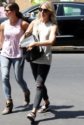 Julianne Hough - Out in Los Angeles 6/24/2016