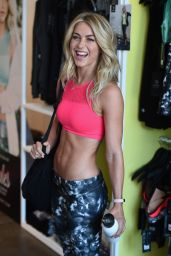 Julianne Hough - Shape Body Shop Launch at Hudson Loft in Los Angeles 6/18/2016