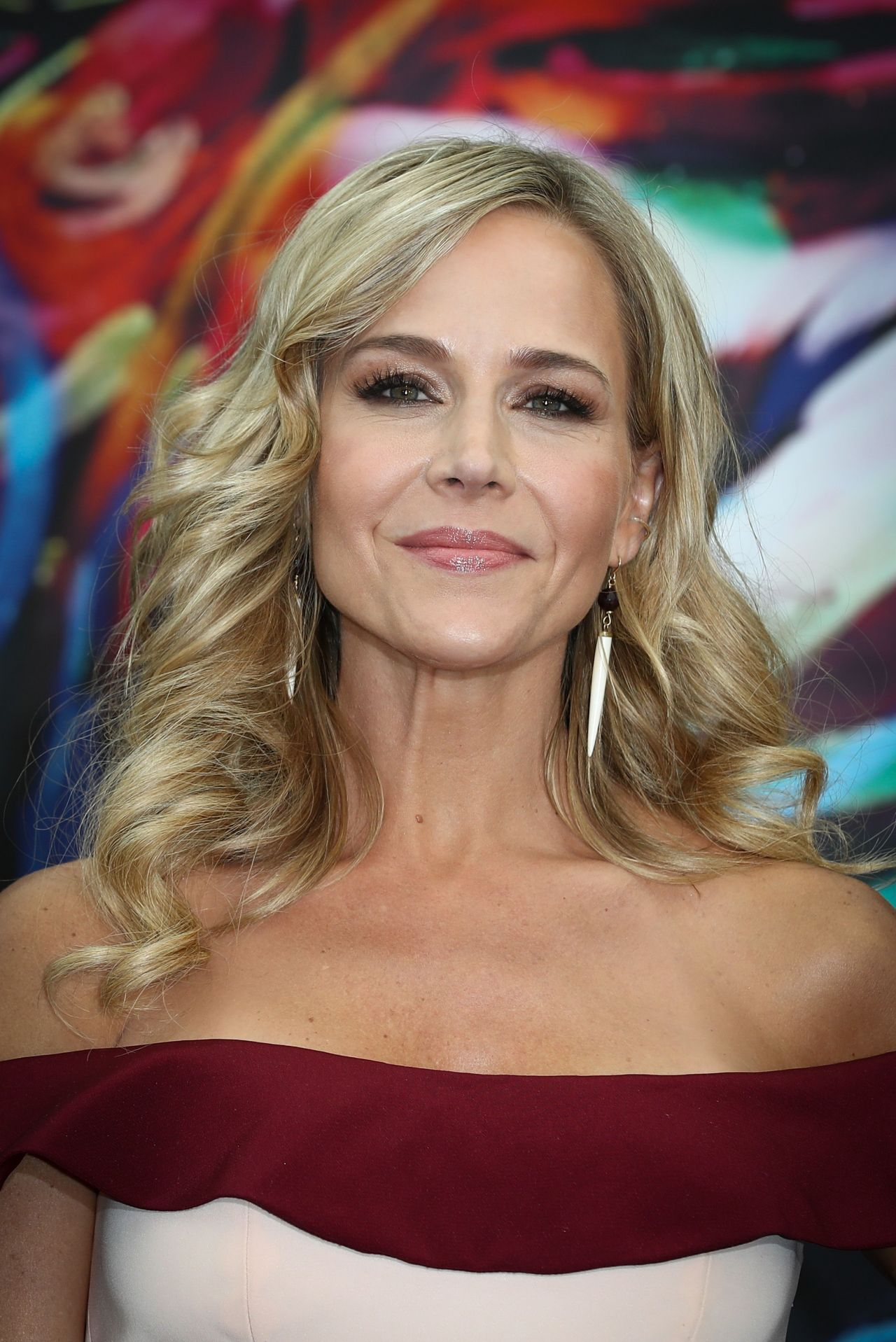 Julie Benz Hawaii Five O Photocall 56th Monte Carlo