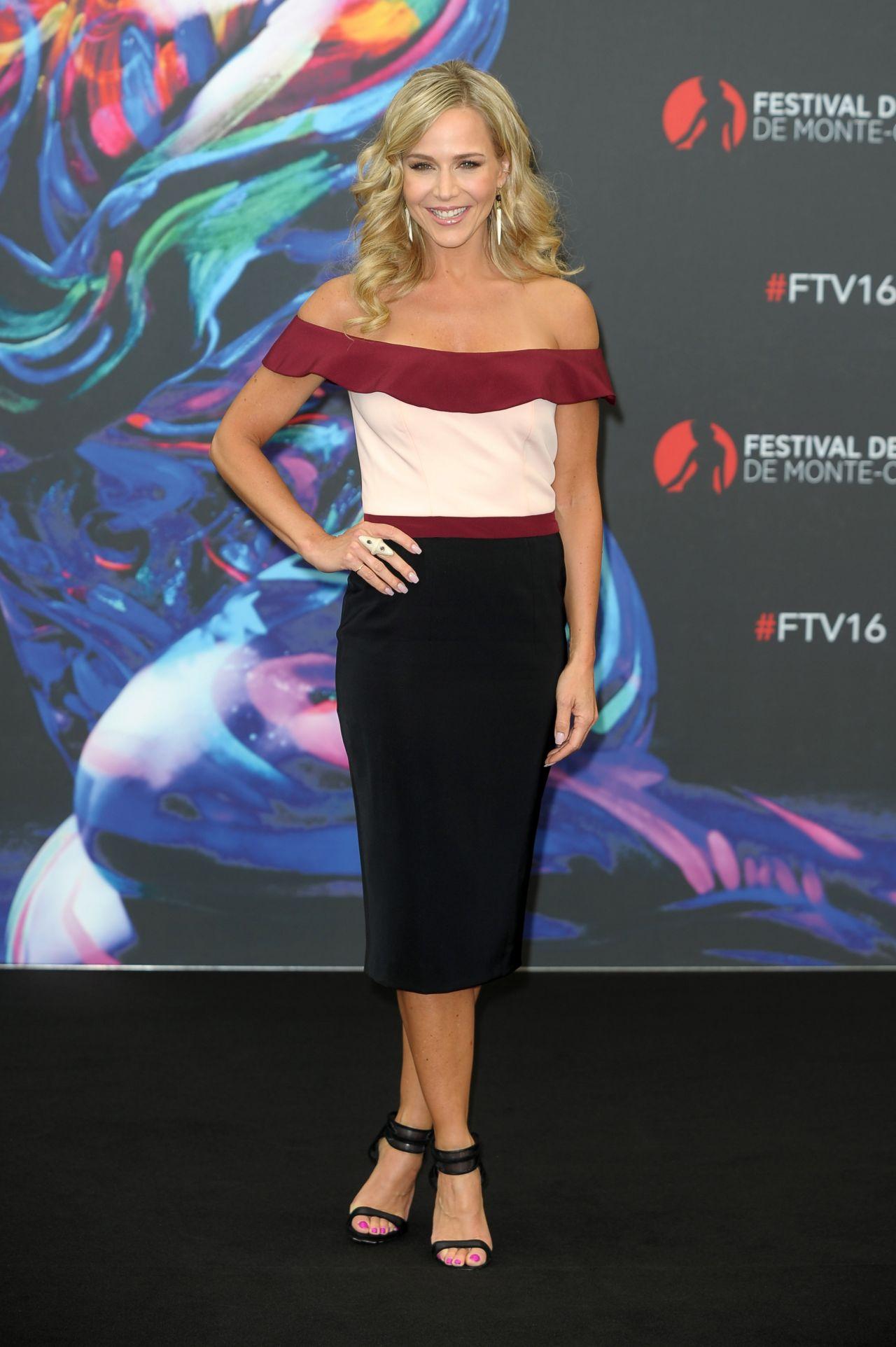 Julie Benz at 2016 CBS, CW and Showtime TCA Summer Press
