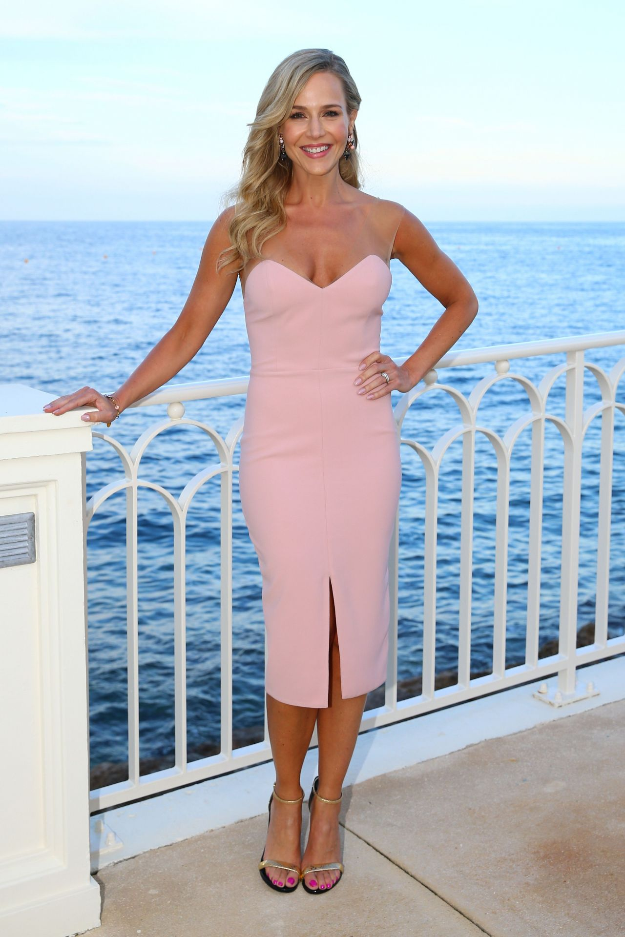 Julie Benz Tv Series Party At The 56th Monte Carlo