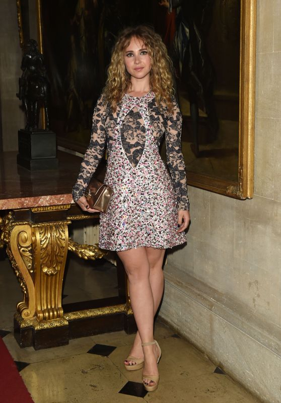 Juno Temple - Dior Cruise Collection 2017 Launch in Oxfordshire 5/31/2016