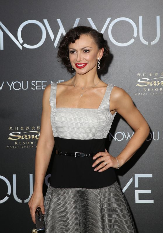 Karina Smirnoff– Warcraft Premiere – TCL Chinese Theatre in Hollywood 6/6/2016