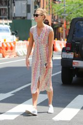 Karlie Kloss Summer Ideas - Out in NYC 6/7/2016