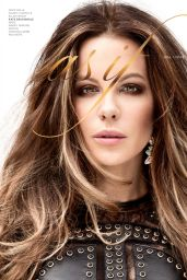Kate Beckinsale - AS IF Magazine Issue 9 - Summer 2016