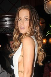Kate Beckinsale - Outside Lou Lou