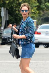 Katharine McPhee - Feeling Blue in West Hollywood 6/10/2016