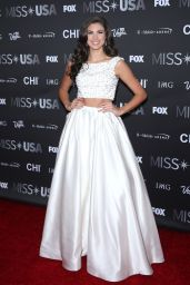 Katherine Haik – 2016 Miss USA Pageant in Las Vegas