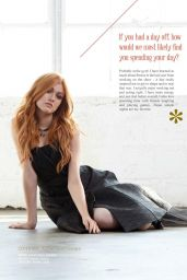 Katherine McNamara - Elucid Magazine Summer 2016 Issue