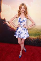 Katherine McNamara – 'The BFG' Premiere in Los Angeles 6/21/2016
