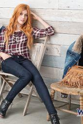 Katherine McNamara - Wallflower Jeans 2016