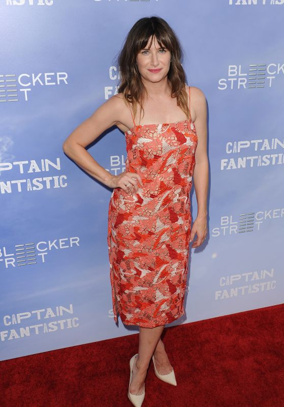 Kathryn Hahn – 'Captain Fantastic' Premiere in Los Angeles 6/28/2016