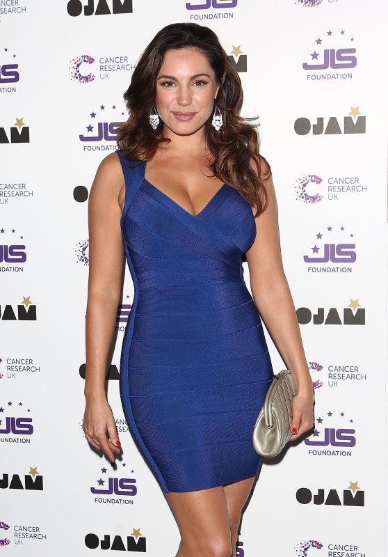 Kelly Brook - JLS Foundation Fundraiser in London 6/6/2016
