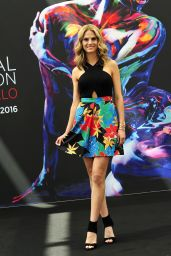Kelly Kruger – 'The Bold & the Beautiful' Photocall – 2016 Television Festival in Monte Carlo