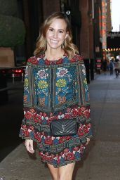 Keltie Knight - Arriving at the London Hotel in New York City 6/20/2016