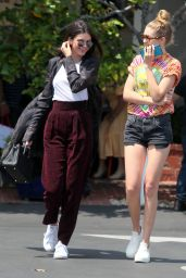 Kendall Jenner and Gigi Hadid - Shopping at Fred Segal in West Hollywood 6/1/2016
