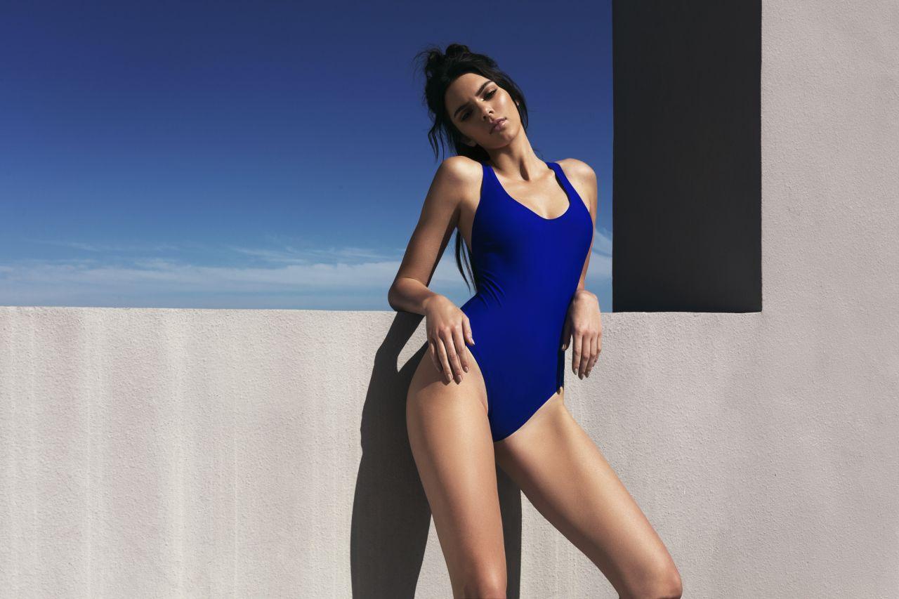 Kendall Jenner Bikini Photos Topshop Swimwear 2016