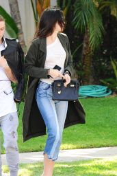 Kendall Jenner Casual Style - Out in LA 5/31/2016