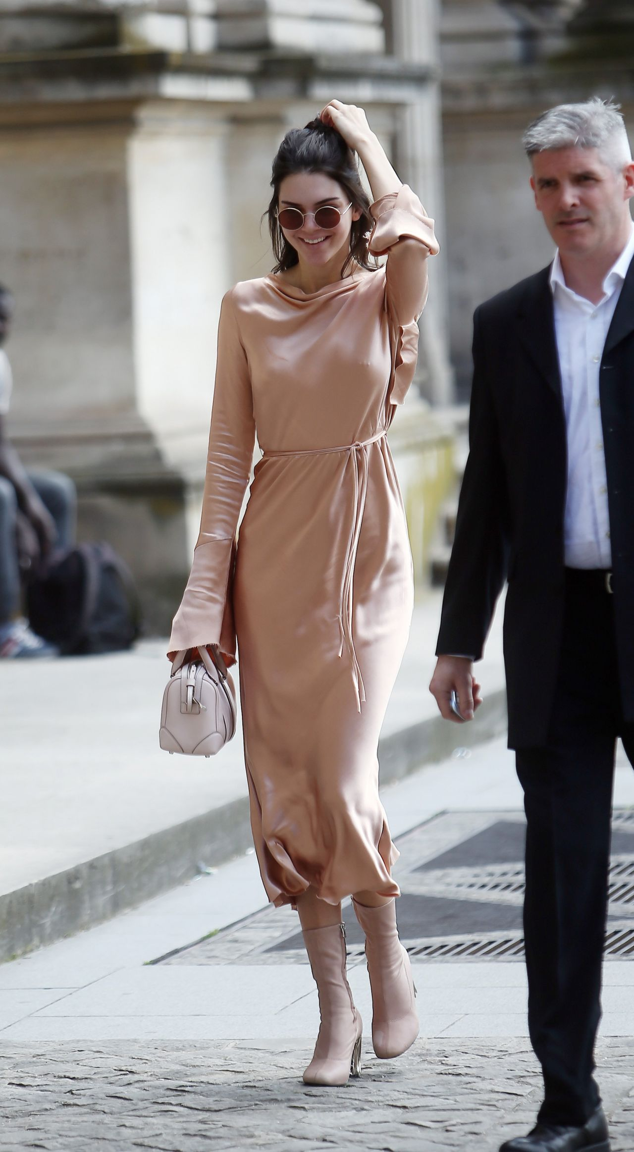 Kendall Jenner Classy Fashion Out In Paris 6 24 2016