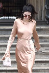 Kendall Jenner Classy Fashion - Out in Paris 6/24/2016