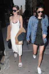 Kendall Jenner, Gigi Hadid and Hailey Baldwin Out in New York City 6/20/2016
