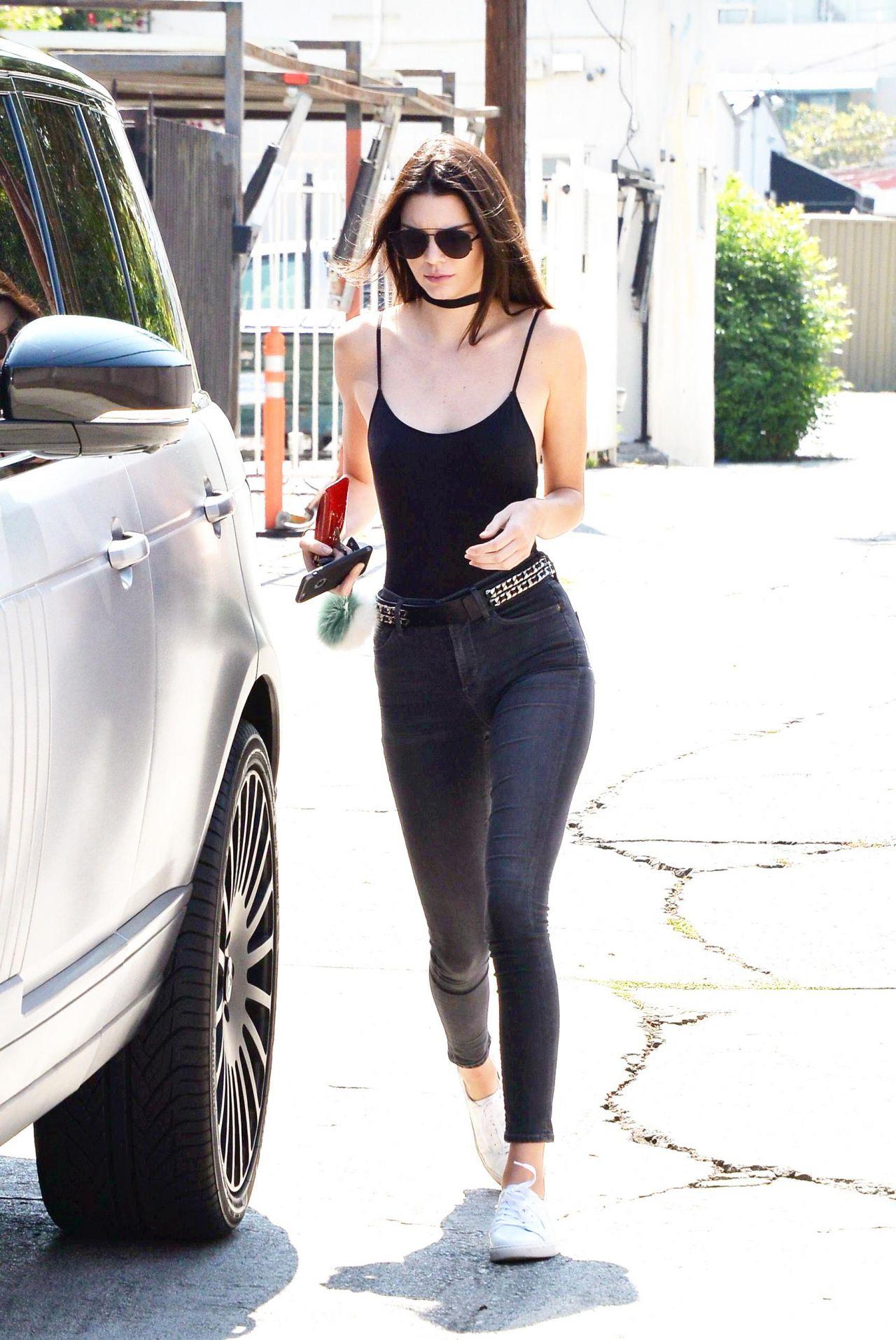 Kendall Jenner in Skin...