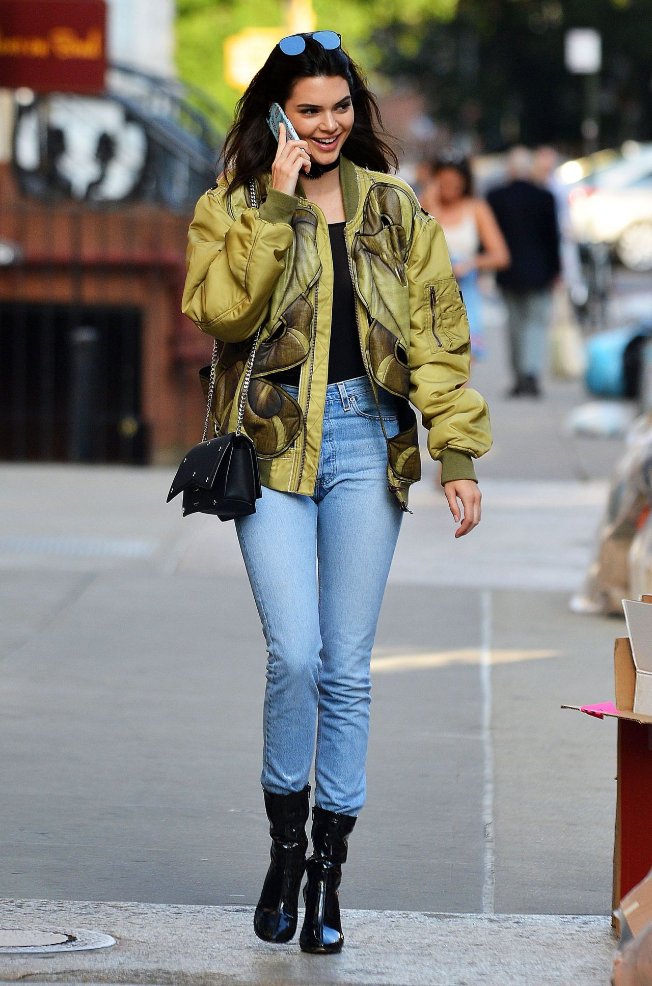 Kendall Jenner Urban Outfit \u2013 New York City 6/21/2016