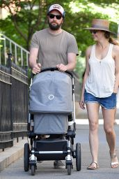 Keri Russell - Out in Brooklyn 6/14/2016