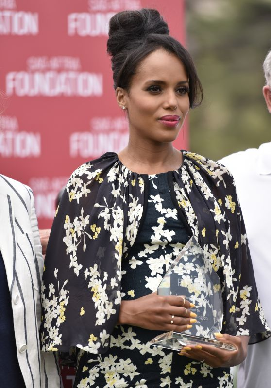 Kerry Washington - SAG-AFTRA Foundation L.A. Golf Classic Fundraiser, June 2016