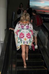 Kesha at LAX Airport in Los Angeles, June 2016