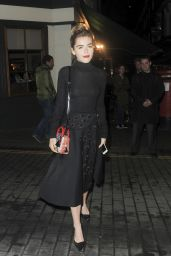Kiernan Shipka - Christian Dior Cruise afterparty at No 5 Hertford Street Loulou
