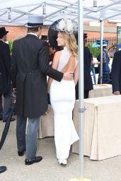 Kimberley Garner - Day 3 of Royal Ascot at Ascot Racecourse in Ascot 6/16/2016