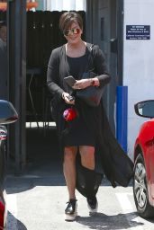 Kris Jenner - Sighting in Los Angeles, June 2016
