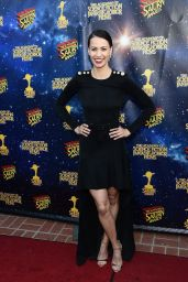 Kristen Gutoskie – 2016 Saturn Awards at The Castaway in Burbank