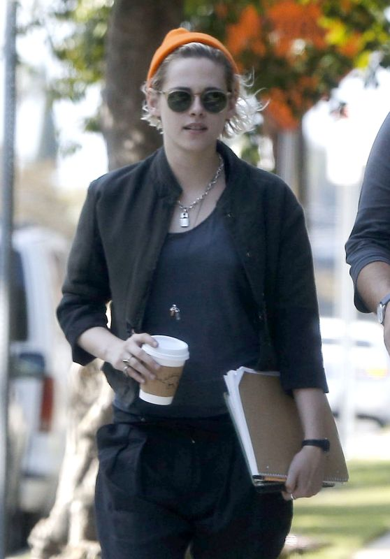Kristen Stewart - Out in Los Angeles 6/15/2016