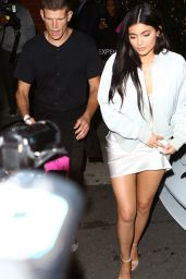 Kylie and Kendall Jenner Night Out - at Mr. Chow in Beverly Hills 6/16/2016