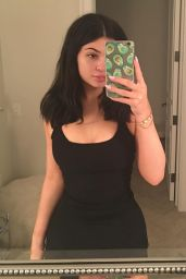 Kylie Jenner Social Media Pics, June 2016