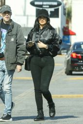 Kylie Jenner Urban Outfit - Out in Sherman Oaks 6/12/2016