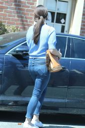Lana del Rey in Jeans - Out in Los Angeles 6/16/2016