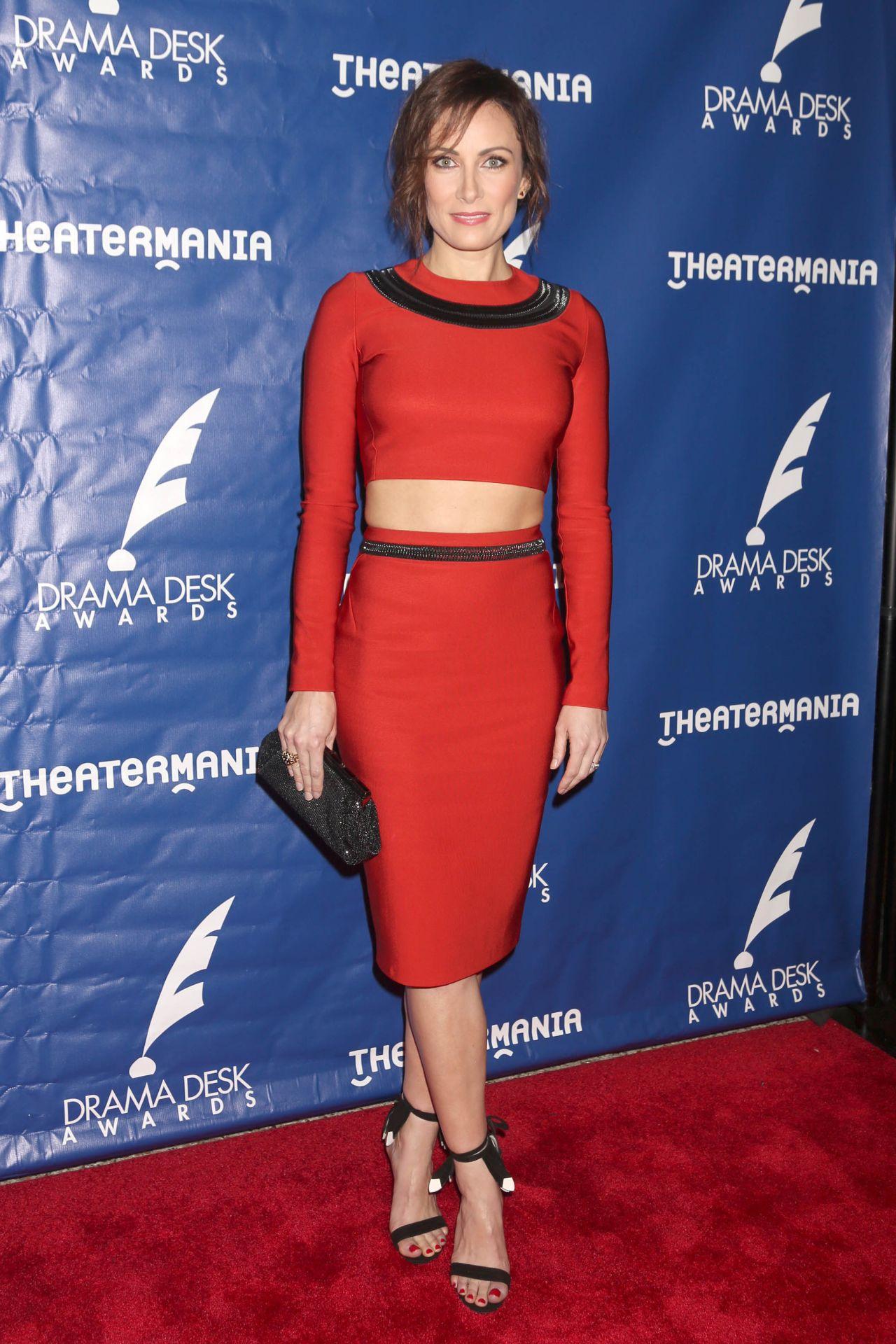 Laura Benanti Drama Desk Awards In New York City 6 5 2016