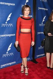 Laura Benanti - Drama Desk Awards in New York City 6/5/2016