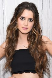 Laura Marano - AOL Build Series in NYC 6/1/2016