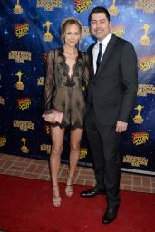 Laura Vandervoort – 2016 Saturn Awards at The Castaway in Burbank