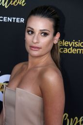 Lea Michele – Television Academy 70th Anniversary Celebration in Los Angeles, 6/2/2016