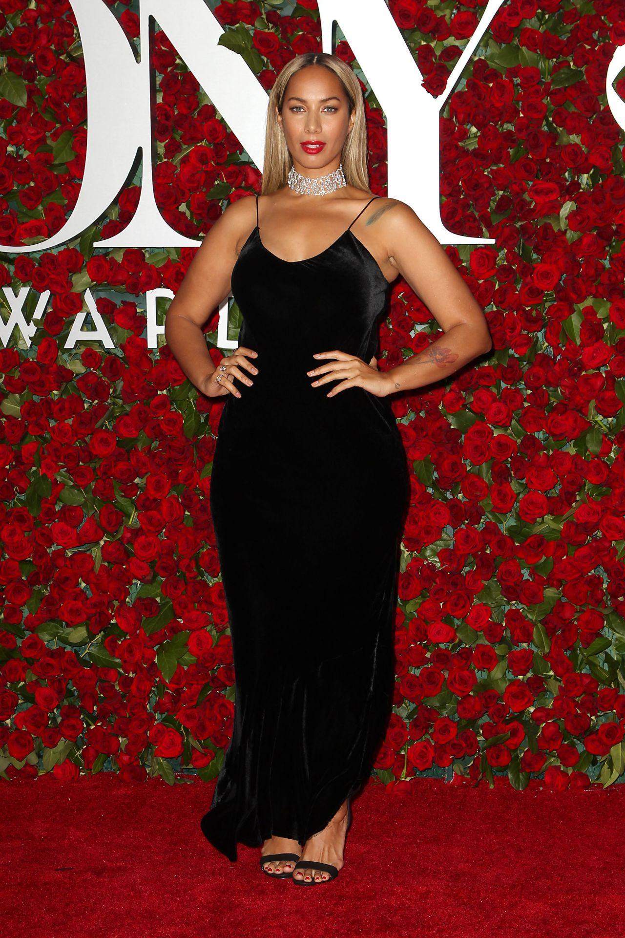 Leona Lewis 2016 Tony Awards In New York