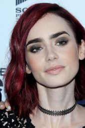 Lily Collins – Sony Pictures Television #SocialSoiree in Los Angeles 6/28/2016