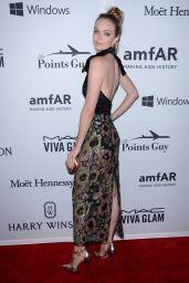 Lindsay Ellingson – 2016 amfAR Inspiration Gala in New York City