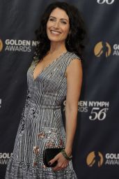 Lisa Edelstein -  2016 Monte Carlo Television Festival Closing Ceremony